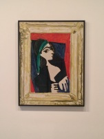 Pablo Picasso, Portrait of Jacqueline, 1957, Museu Picasso